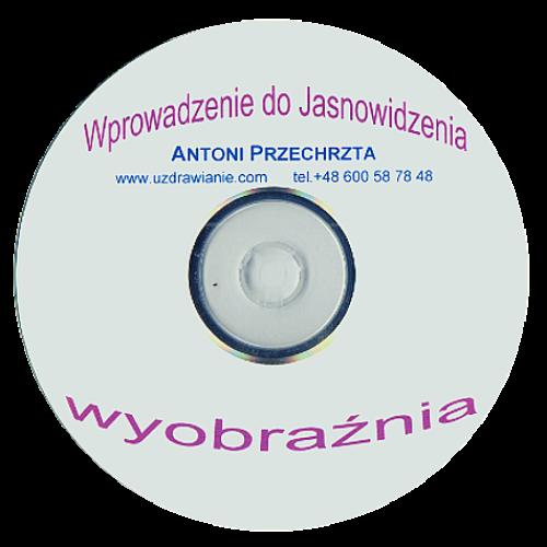 Medytacja Wprowadzenie do Jasnowidzenia - Antoni Przechrzta